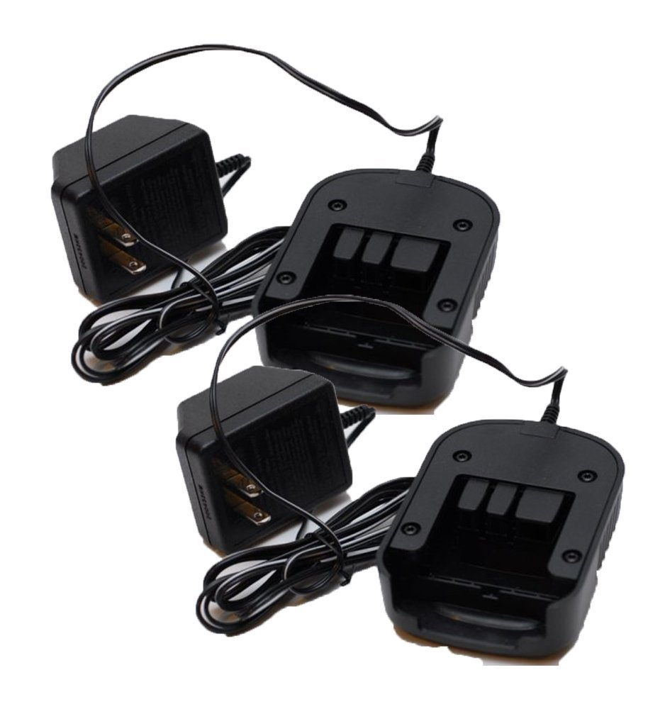 Black & Decker Replacement (2 Pack) FS18C 18V Battery Charger # 90571729-01-2pk