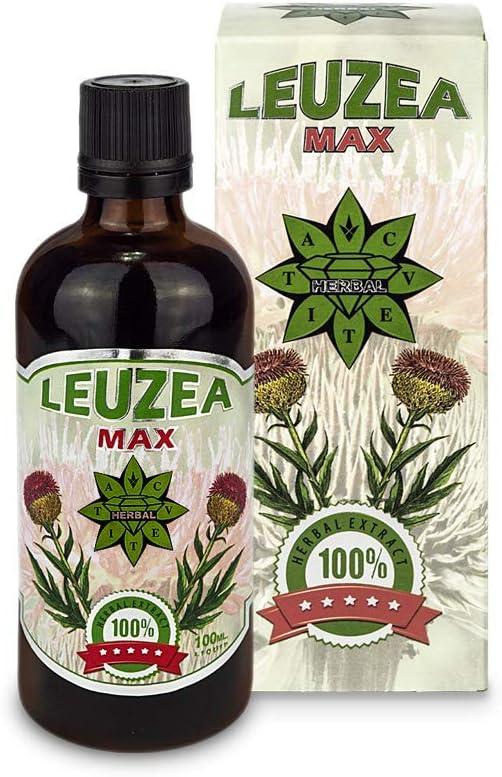 Cvetita Herbal, LEUZEA CARTHAMOIDES 100ml + Ajo Max 60 ...