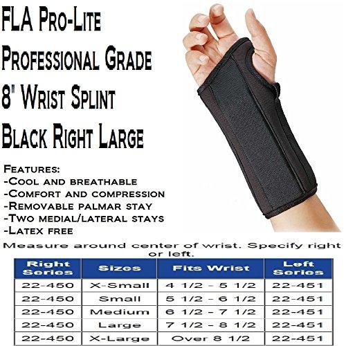 Wrist Splint Support Brace 8