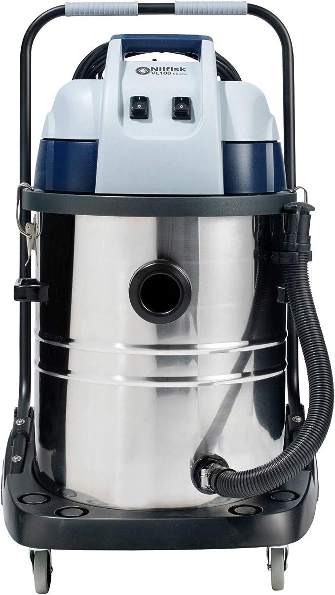 Nilfisk VL100-55 EU - Aspiradora en seco y húmedo: Amazon.es: Hogar