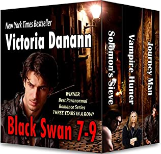 book cover of Black Swan Collected Tales: Books 7-9
