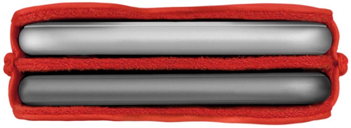 ullu Sleeve for iPhone 8 Plus/ 7 Plus - Bloody Hell Red UDUO7PPL10 by ullu (Image #5)