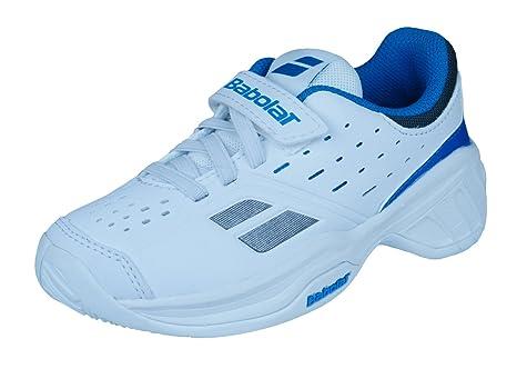 prevalente abbigliamento sportivo ad alte prestazioni Promozione delle vendite BABOLAT Pulsion Team BPM Scarpa da Tennis Junior: Amazon.it ...