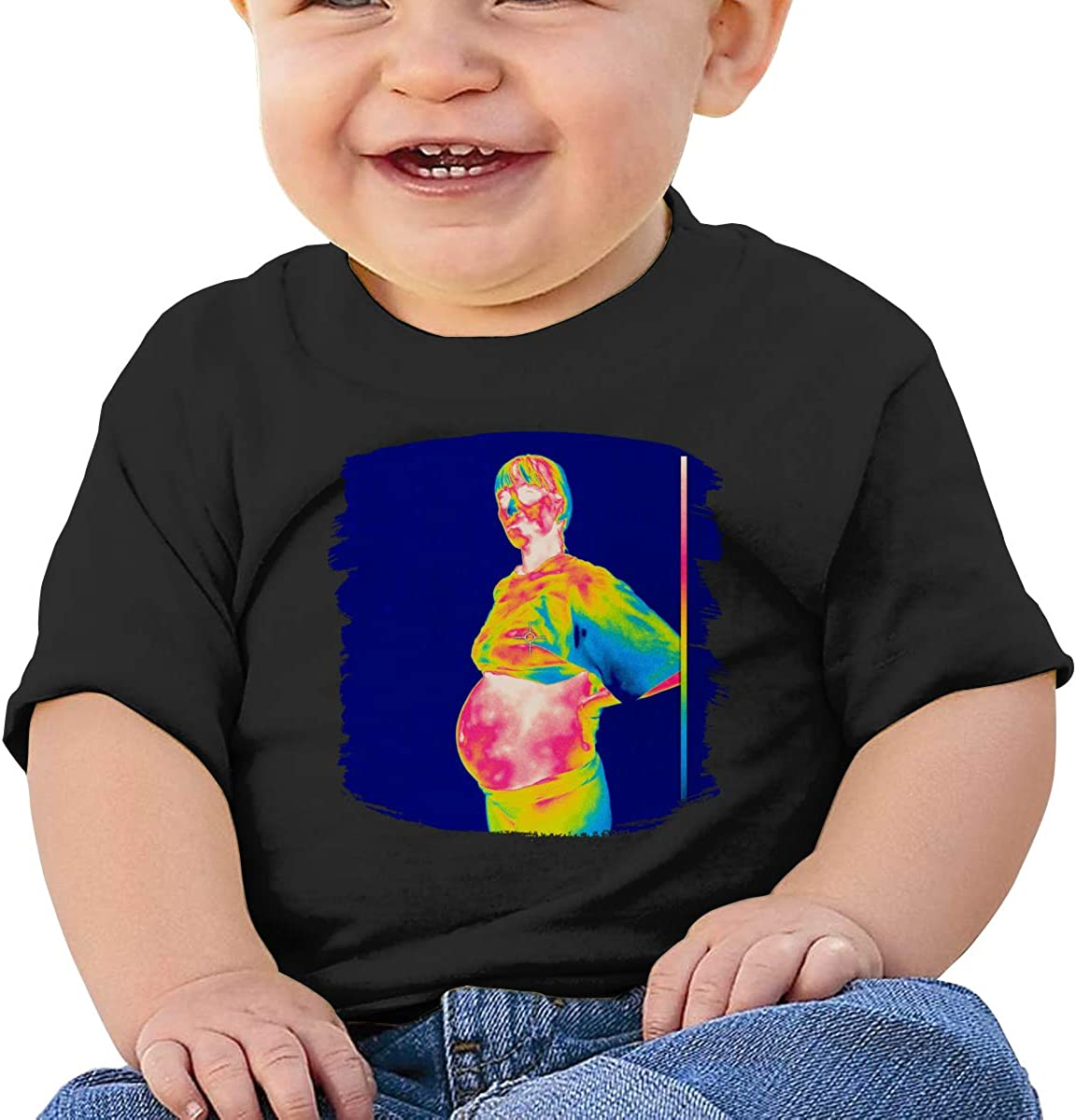 HAOHIYO Baby BROCKHAMPTON Shirts Toddler Cotton Tee