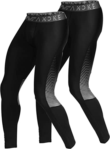 Men/'s Workout Tights Compression Pants Running Jogging Basketball Gym Dri-fit