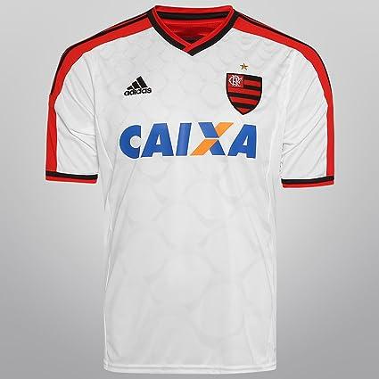 adidas Trikot Flamengo II 20142015 Ohne Nr, Weiß: