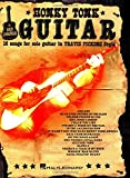 img - for HONKY TONK GUITAR book / textbook / text book