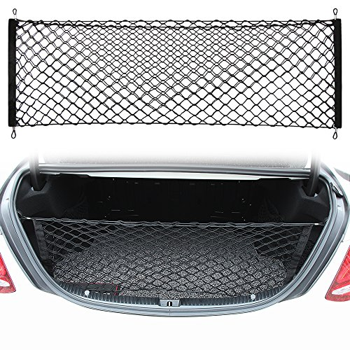 AndyGo Envelope Style Trunk Cargo Net for Ford Fusion 2013 2014 2015 2016 2017 New (Trunk Fusion)