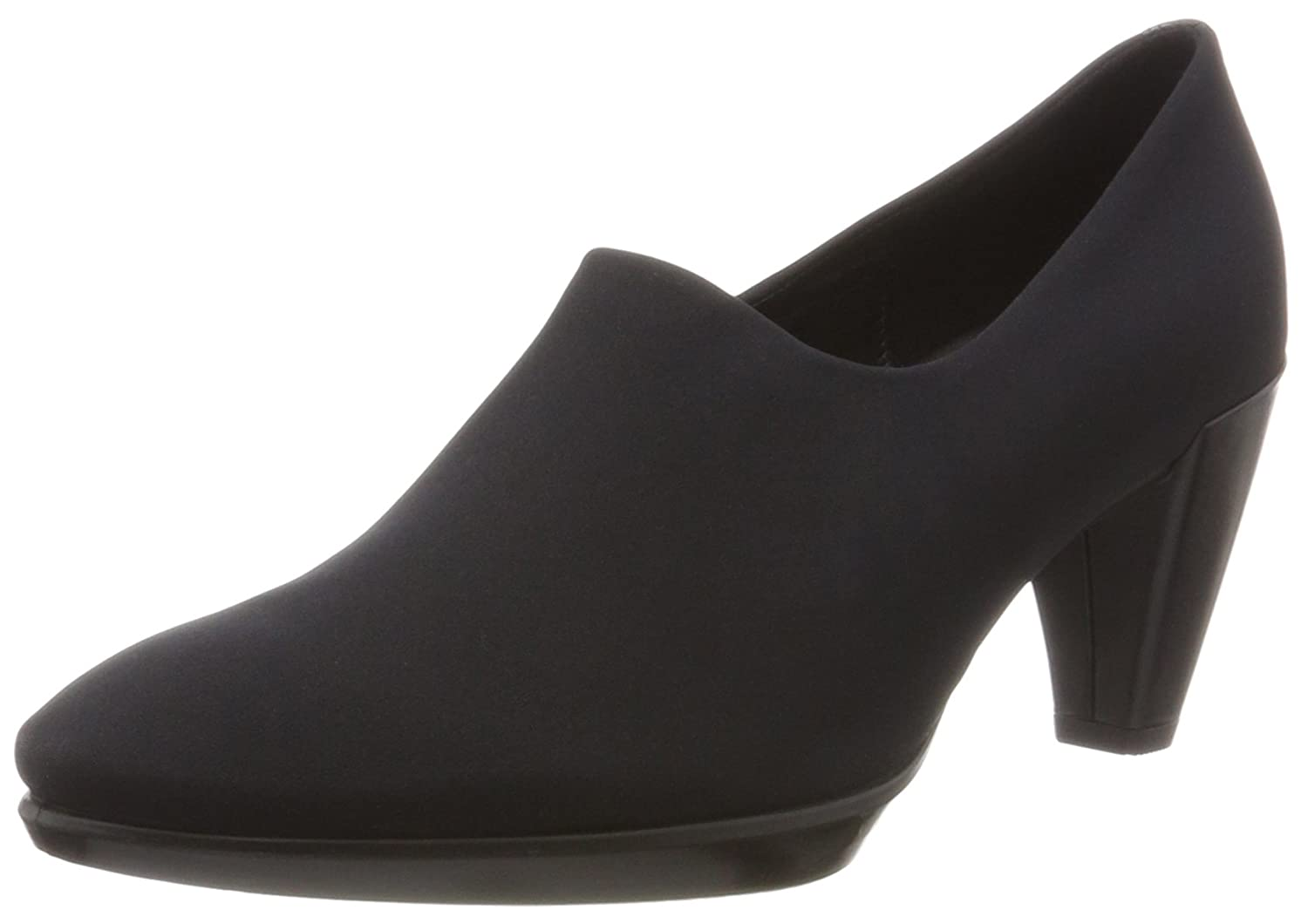 ECCO Womens Shape 55 Plateau Shootie Dress Pump