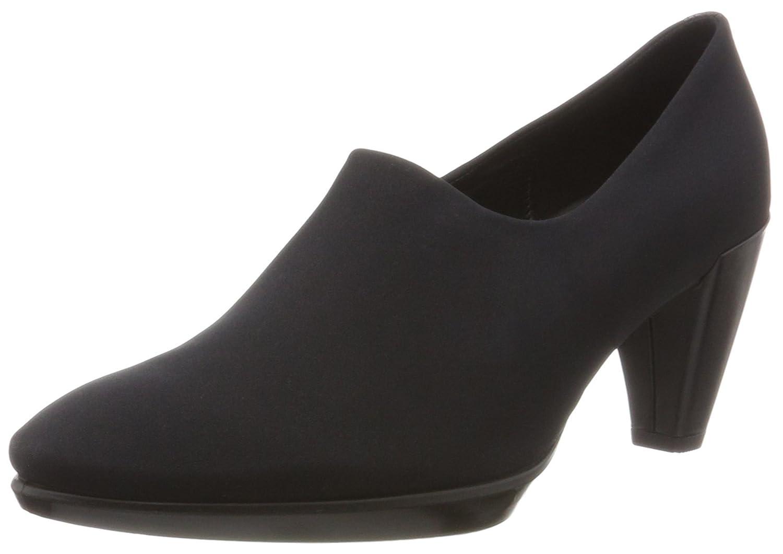 TALLA 41 EU. ECCO Shape 55 Plateau, Zapatos de Tacón para Mujer