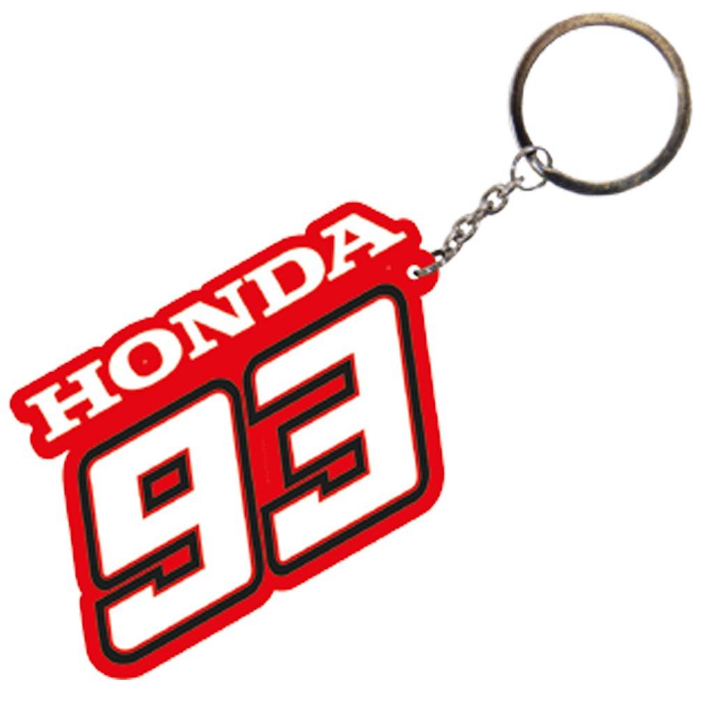 Marc Marquez 93 Dual Honda Moto GP goma llavero oficial ...