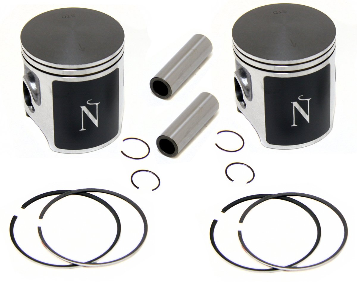 Namura NA-40000-8 2 Hi Compression .080 Over Bore Piston Kit Yamaha Banshee 350 66.00mm
