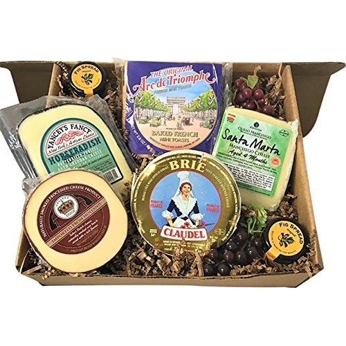 Cheese Sampler Gift Box by Global Gifts (Image #7)