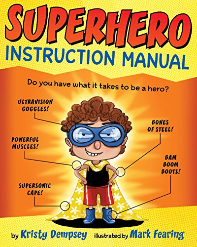 Superhero Instruction Manual