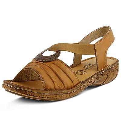 Spring Step Womens Karmel Sandal
