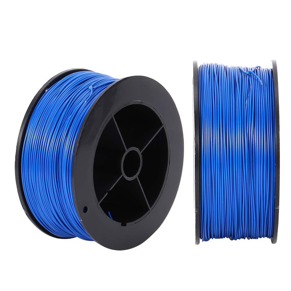 100 metros 26Awg N/úcleo de cobre esta/ñado Cable electr/ónico resistente a altas temperaturas de 105 grados para equipos electr/ónicos y el/éctricos UL1007 Cable el/éctrico