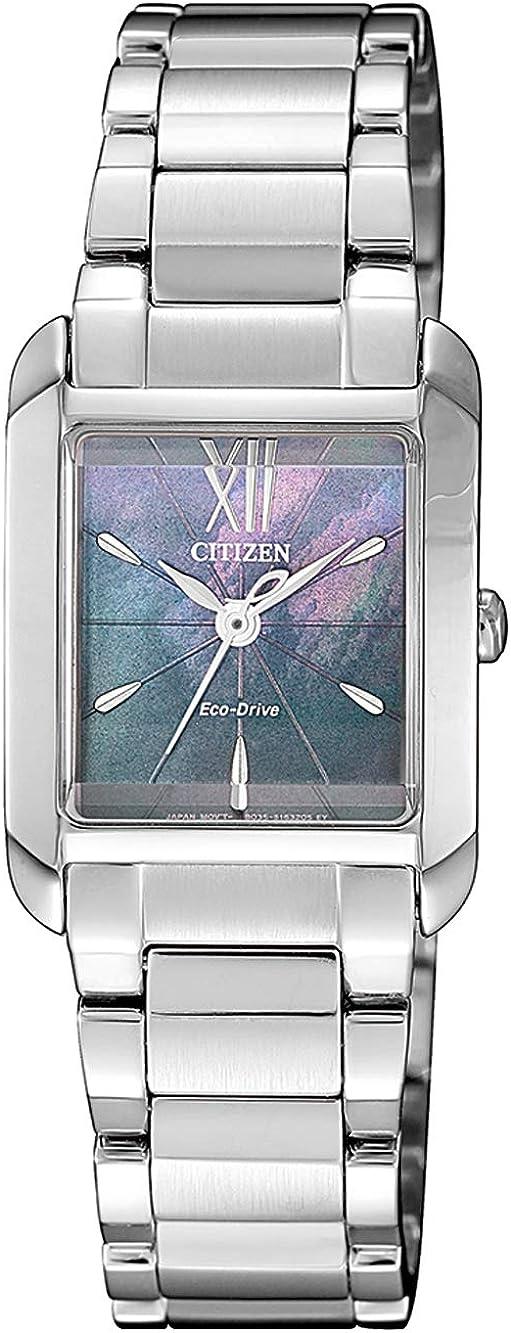 Citizen Eco-Drive EW5551-81N - Reloj de pulsera para mujer