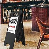 Headline Sign - Customizable Floor Tent Sign, Blank