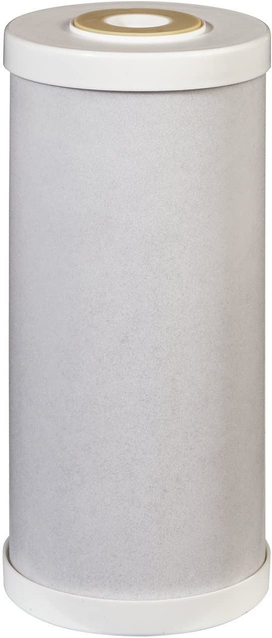 Filtrete Large Capacity Granulated Activated Carbon Whole House Water Filter, Sump Style, Reduces Sediment and Chlorine Taste & Odor, 1-Pack, (4WH-HDGAC-F01)