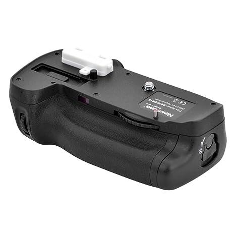Newmowa MB-D14H Mango de Repuesto Battery Grip para Nikon D600 ...