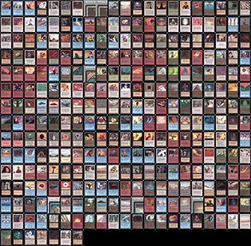 英語版 リミテッド・エディション・アルファ シングルコンプリートセット LEA Limited Edition Alpha Single Complete Set マジック・ザ・ギャザリング mtg