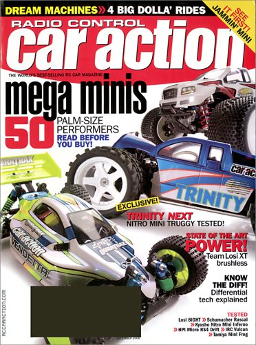 rc car magazine download