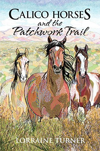 Calico Horses And Patchwork - Patch Calico
