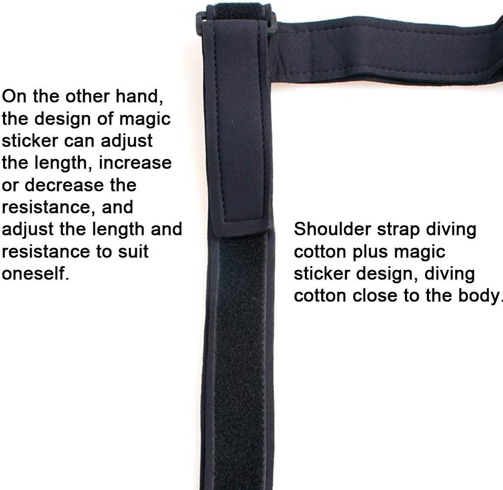 Swim Tether Stationary Swimming Swim Bungee Cords Resistance Bands Meanhoo Swim Training Belts for Kids Adults Swim Harness Static Swimming Belt