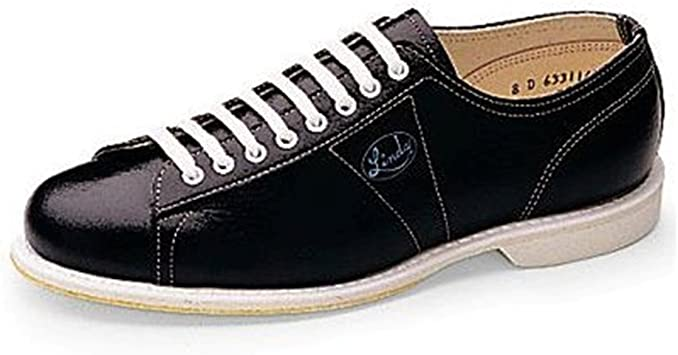 ORIGINAL MADE IN THE USA LINDS CLASSIC BOWLING SHOES LEFT HANDED MENS AND WOMENS
