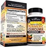 Turmeric Curcumin with BioPerine 1500mg - Natural