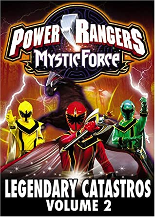 Amazon.com: Power Rangers Mystic Force: Volume 2 - Legendary ...