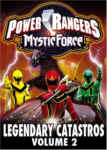 Power Rangers Mystic Force:  Volume 2 - Legendary Catastros