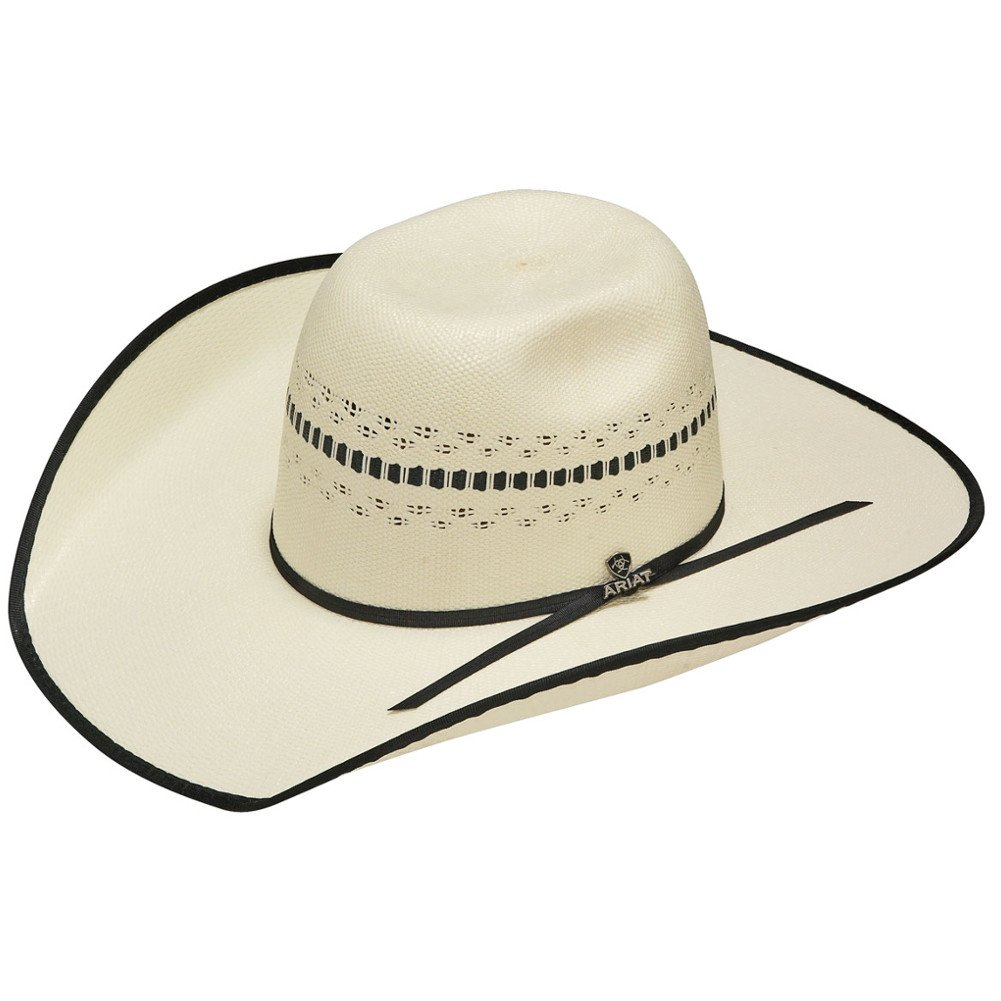 Ariat Men s Bangora 2 Cord Black Band Hat at Amazon Men s Clothing store  914a6aa6312b