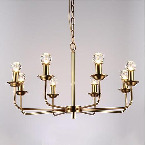 mayanhong lámpara de cristal de hierro/lámpara a brazos de ...