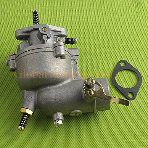 8 hp carburetor - 2