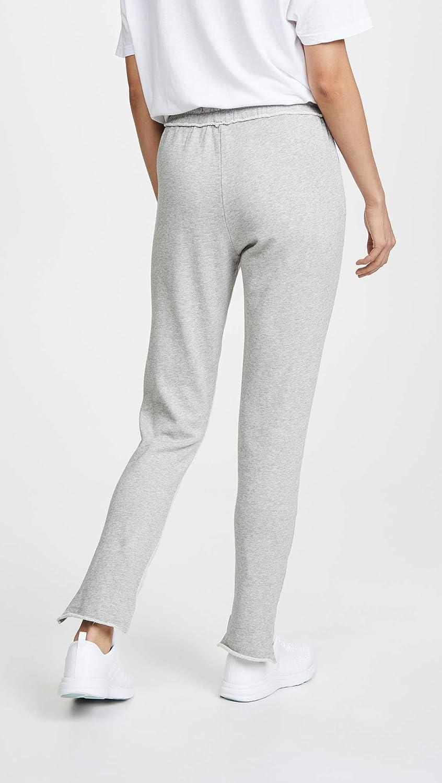 HUDSON Womens Step Hem Sweatpants