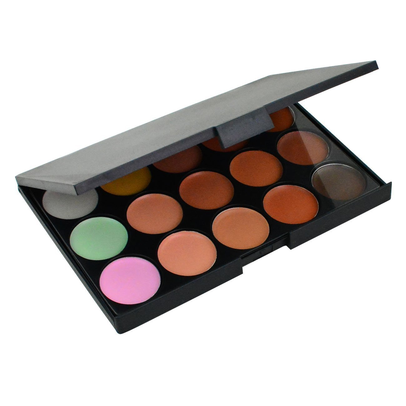 15 Color Concealer Makeup Palette Professional Camouflage Palette by HOVEOX by HOVEOX (Image #4)