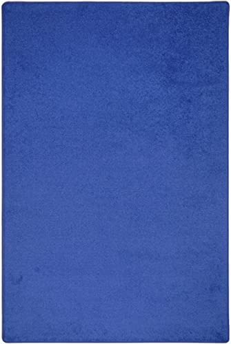 Endurance Rug in Royal Blue Size Rectangle – 6 x 9