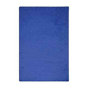 Endurance Rug In Royal Blue Size Rectangle
