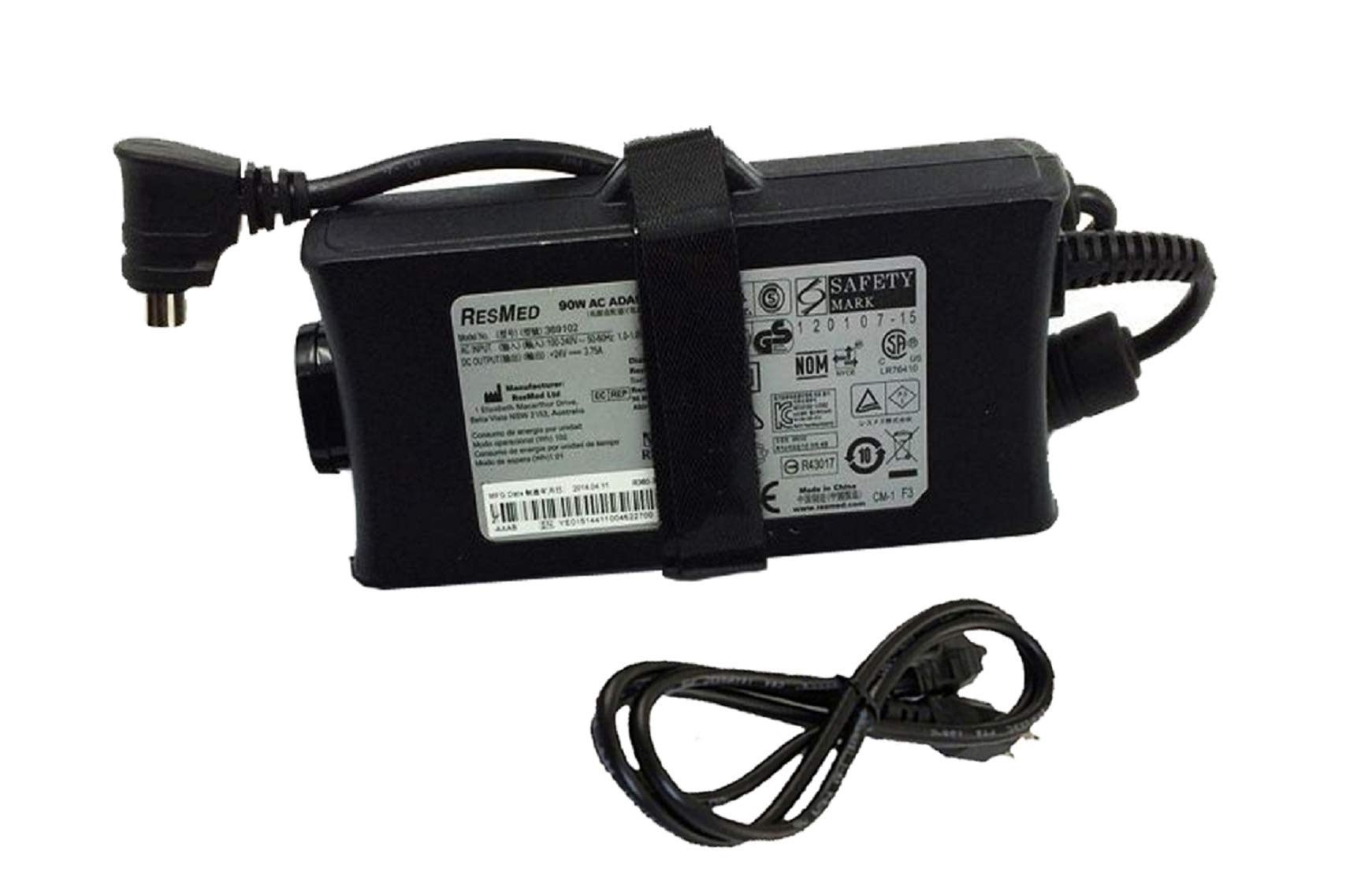 ResMed S9 Series 90W AC Adapter Power Supply 24V 3.75A