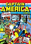 Captain America Comics (1941-1950) #1 (English Edition)