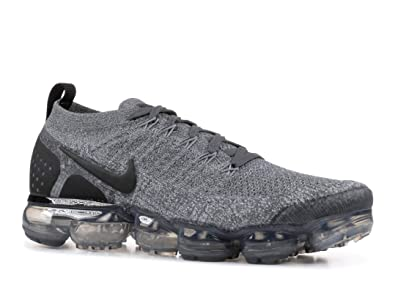 buy online 73aec b4b90 Nike Women's WMNS Air Vapormax Flyknit 2, Dark Grey/Black-Wolf Grey