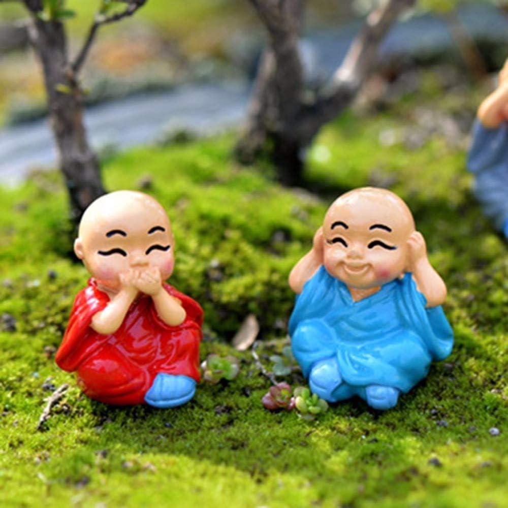 Romantic Couple Resin Miniature Figurine Fairy Garden Decor Micro Landscape Pip