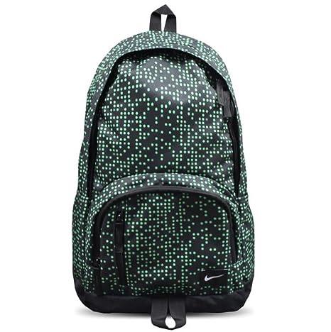 Nike All Access Soleday - Mochila 30L negro/verde portátil ...