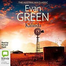 Kalinda Audiobook by Evan Green Narrated by Richard Aspel