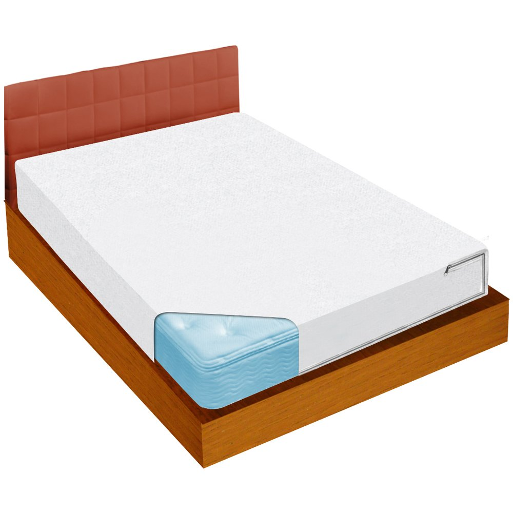 Amazon.com: Ideaworks Bed Bug Blockade Mattress Cover- King Size Mattress:  Home & Kitchen