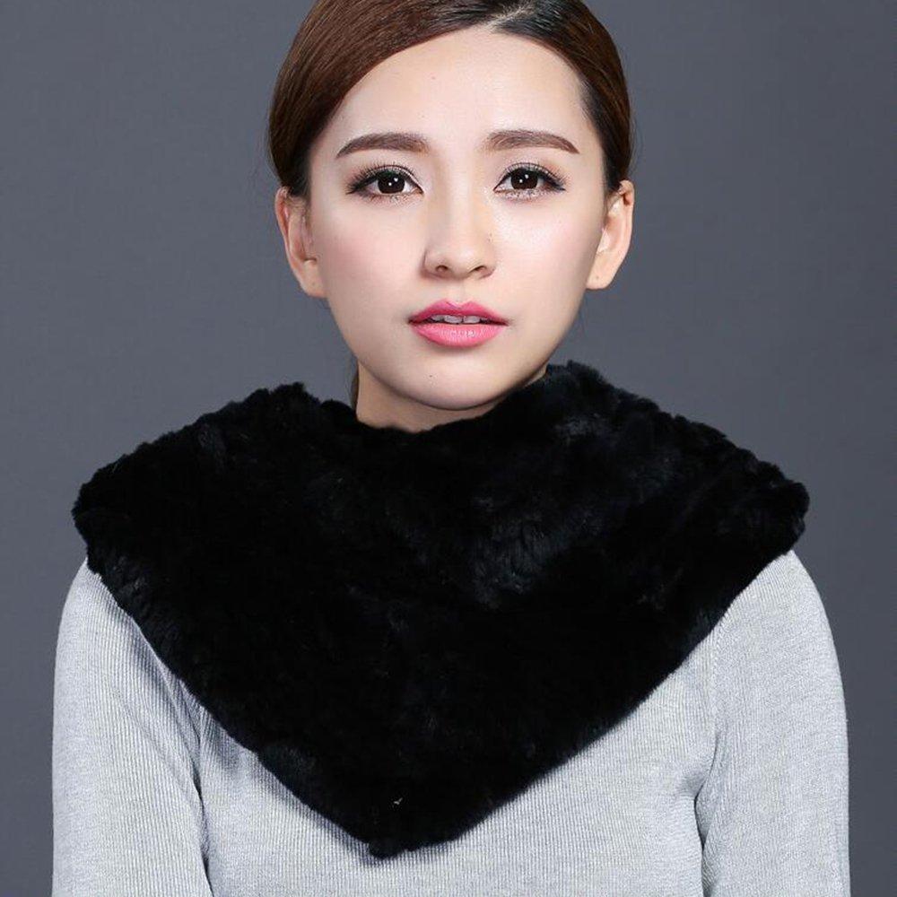 Bufanda HAIZHEN Elegante de moda Shawl Wrap Mujeres Riangle Fiesta Casual Otoño Invierno Gris Frost Pure Grey Black Suave y cálido (Color : Negro)