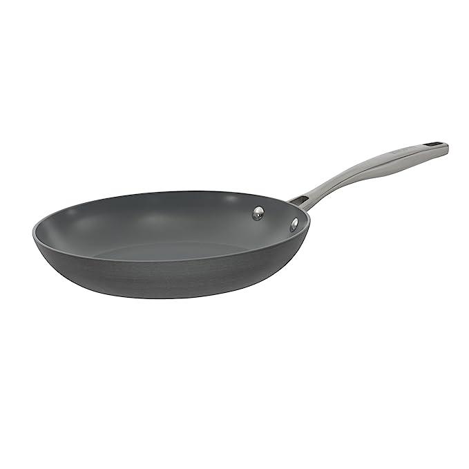 Bialetti Ceramic Pro Hard Anodized Nonstick Fry Pan, 10