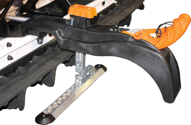 Bowdriks Industries 2001 SC-REAR-ST Black 12 x 3.5 x 6.5 Tie-Downs