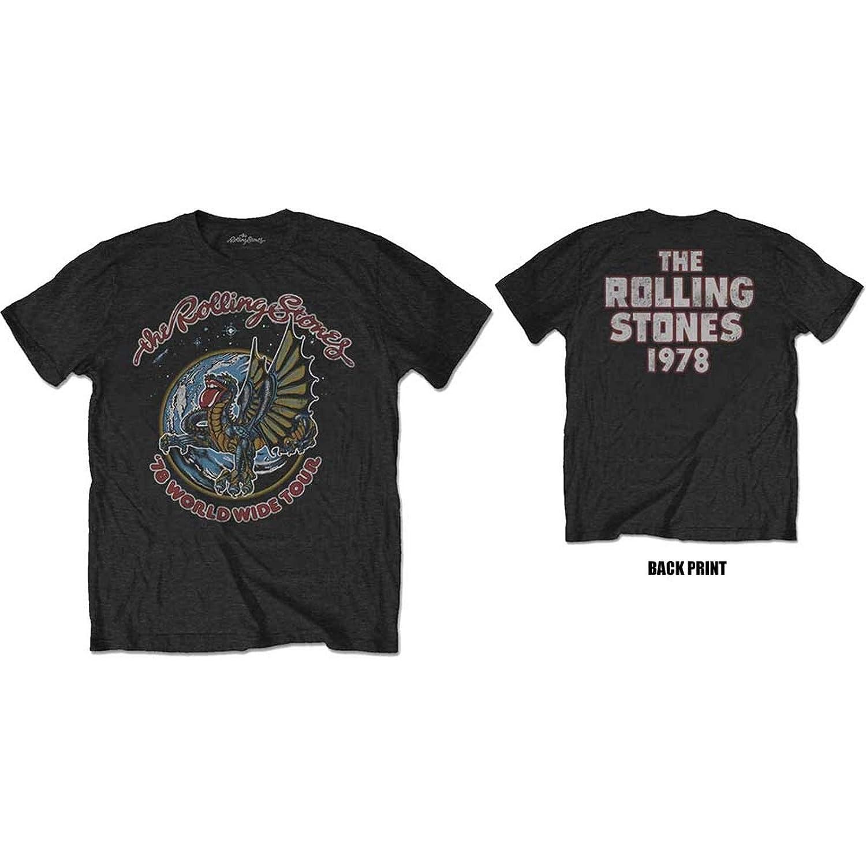 The Rolling Stones Dragon 78 - Camiseta para Hombre, diseño de ...